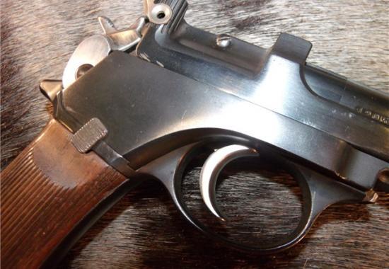 Mannlicher Steyr Model 1905 Pistol in 7 65X21 | Red Bear Gun Brokers