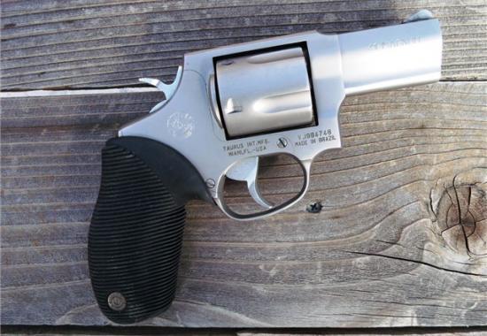 Taurus Model 415 SS Ported Revolver in  41 Mag | Red Bear Gun Brokers